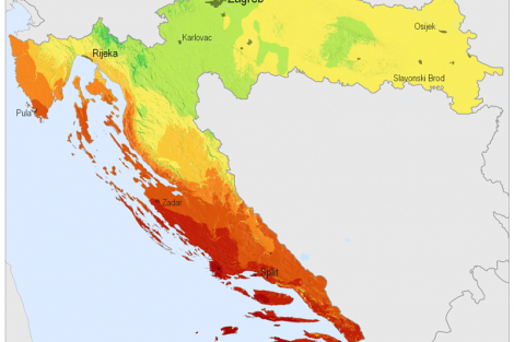 SolarGIS-Solar-map-Croatia-en